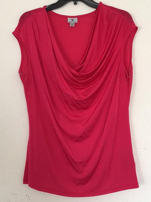 Worthington Red Shirt - Size Large