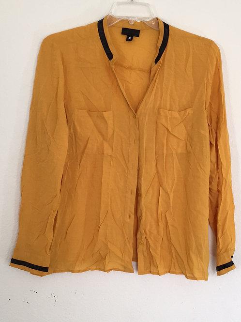 Worthington Yellow Shirt - Size XL