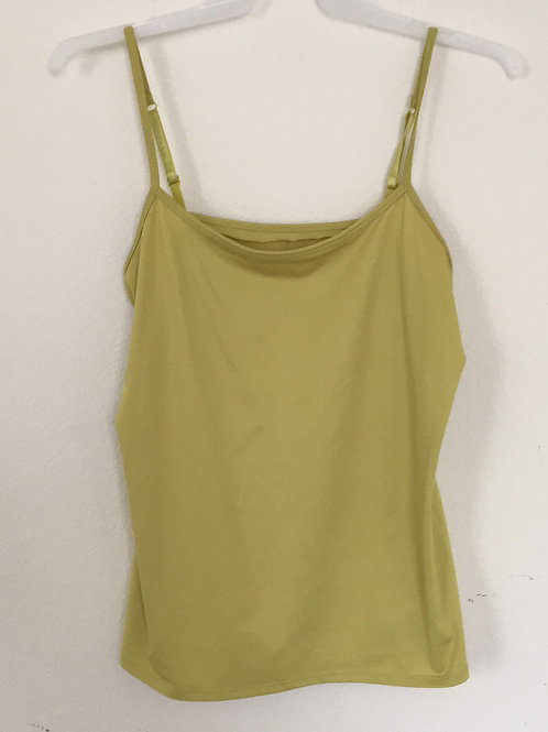 Adjustable Straps Tank Shirt - Size XL