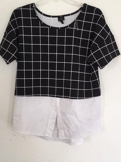 Worthington Checkered Shirt - Size XL