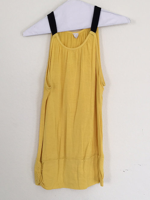 Yellow Tank Shirt - Size Large