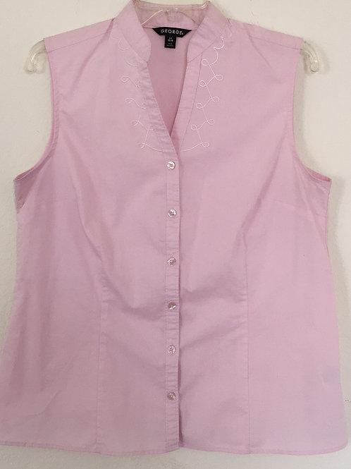 George Pink Shirt - Size Large