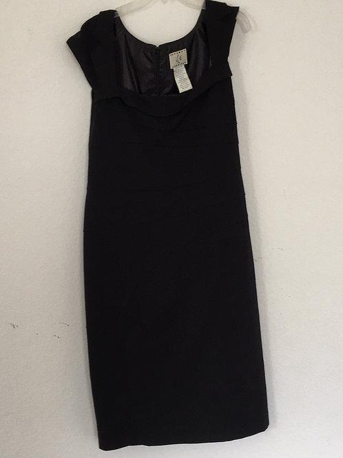 ICE Black Dress - Size 14