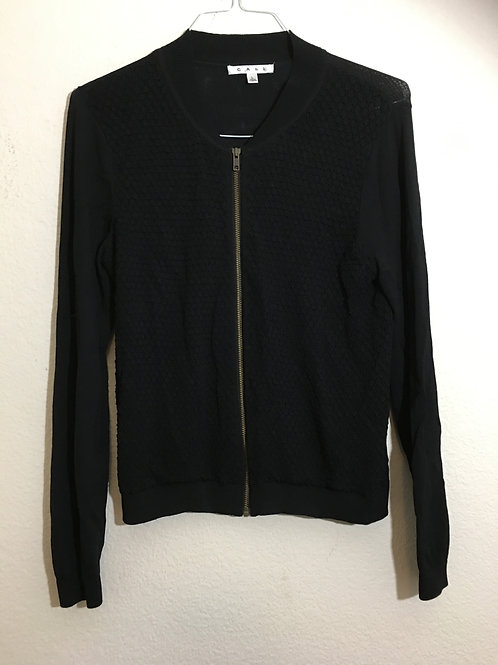 Cabi Black Cardigan - Size Large