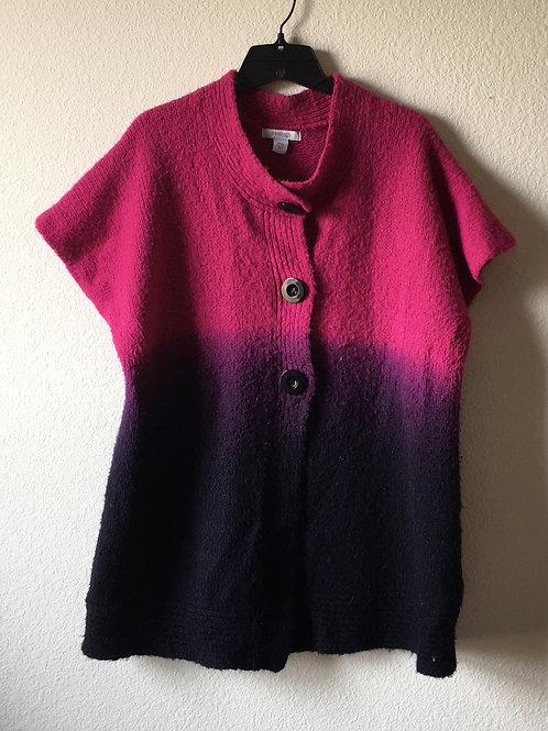 Dressbarn Sweater Vest - Size 14/16