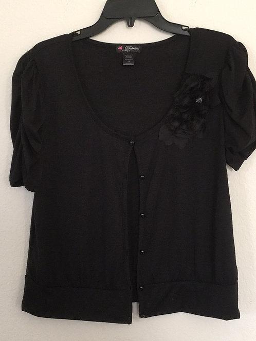Black Sweater - Size 1X