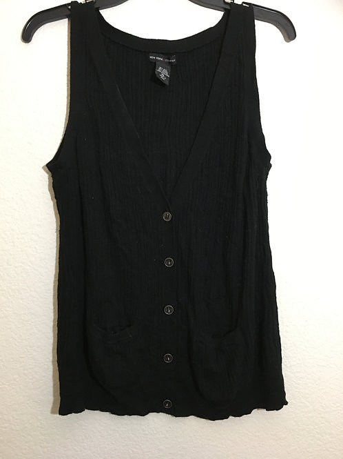 New York & Company Sweater Vest - Size XL
