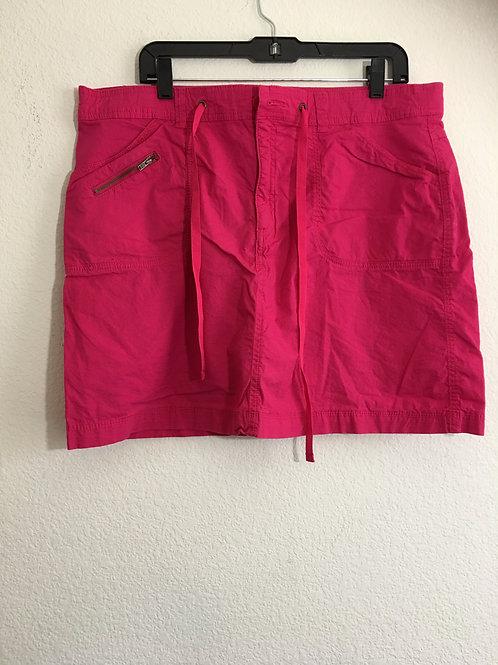 White Stag Pink Skort - Size 16