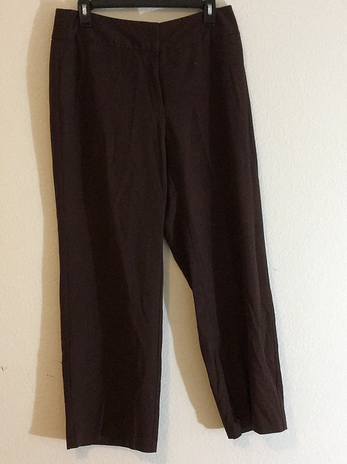 Requirements Brown Pants - Size 12P