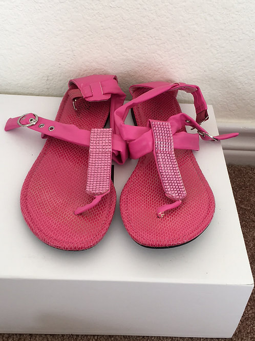 Max Collection Pink Sandals - Size 11