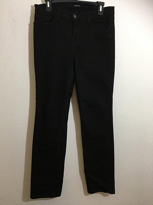 J BRAND Black Jeans Size 30