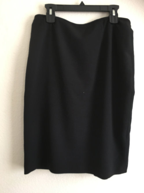 Jones Studio Black Skirt - Size 10