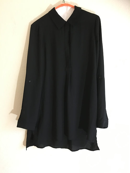 Pleione Black Shirt - Size Medium
