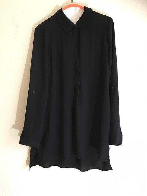 Pleione Black Shirt - Size Medium