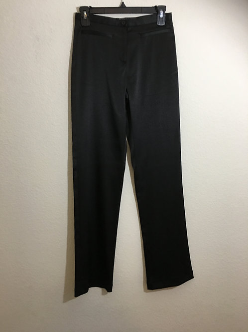 BCBG Maxazria Black Dress Pants Size 2