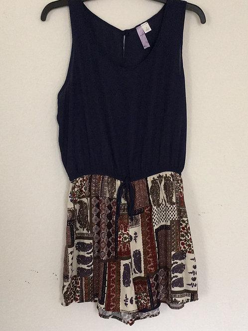 Alya Jumper (Shorts) - Size Large