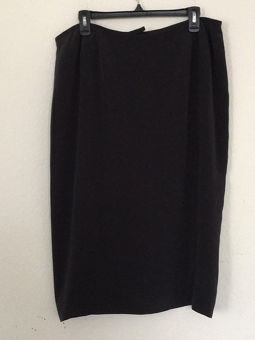 Preston & York Black Skirt - Size 18