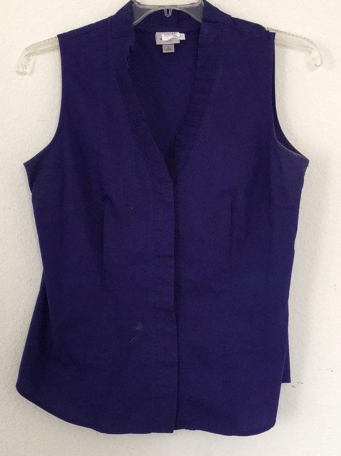 Worthington Purple Shirt- Size Large