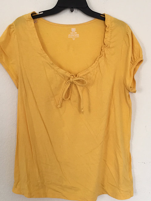 Faded Glory Yellow Shirt - Size 1X