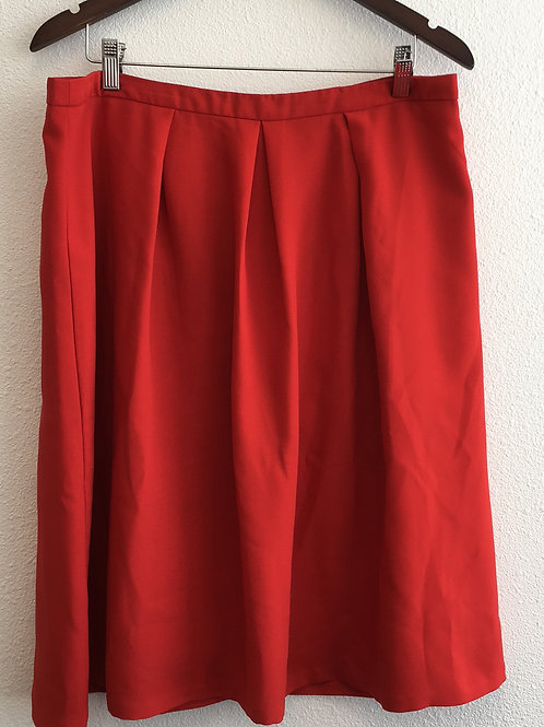 The Limited Red Skirt - Size XLARGE