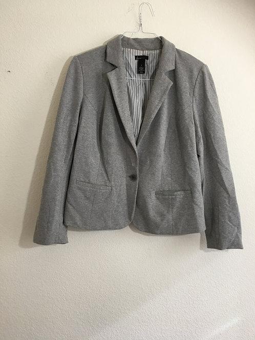 Lane Bryant Grey Blazer - Size 18