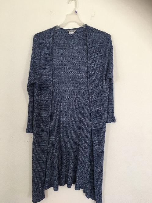 Blue Long Sweater - Size 3X
