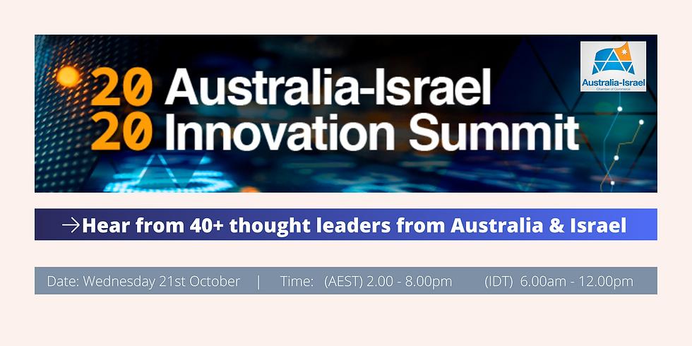 Australia-Israel Innovation Summit 2020