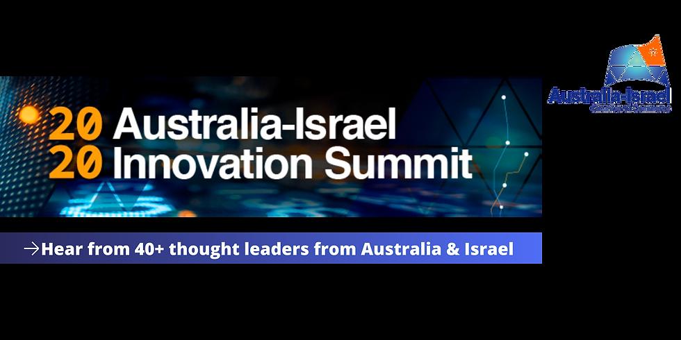 Australia-Israel Summit Delegation 2020