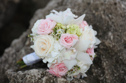 Roses, Hydrangeas and Accents