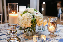 Simply Flowers and Candles