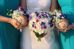 She Sells Sea Shells Bouquets