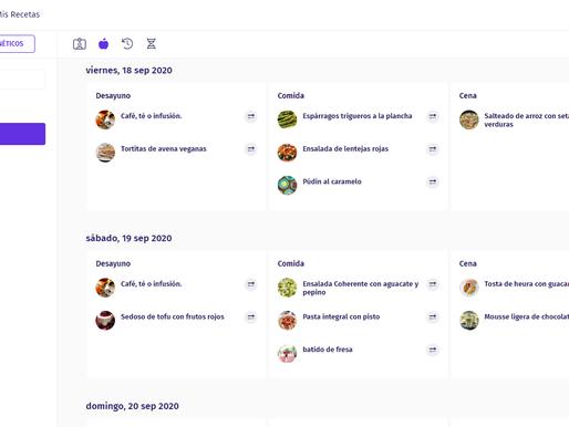¿Cómo funciona Mefood? IA-Machine Learning, Nutrición de precisión, Nutrigenética. 3 de 4.