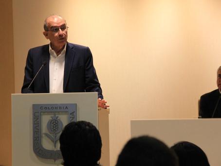 Humberto De La Calle: principales propuestas