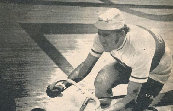 Cochise, una leyenda del ciclismo