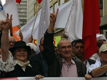 Humberto De La Calle: Con los liberales, pero sin su apoyo