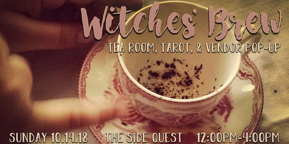 Witches' Brew Tea Room & Vendor Pop-up