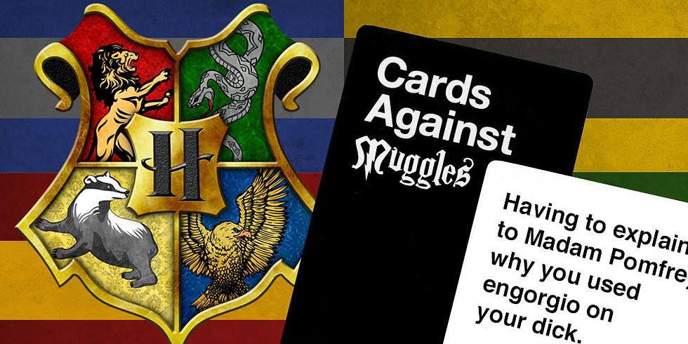 Cards Against Muggles: House Pride Week
