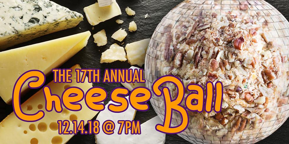 The 17th Annual CheeseBall