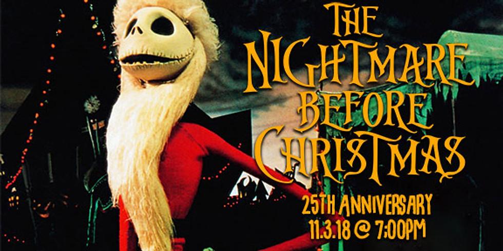 Nightmare Before Christmas 25th Anniversary