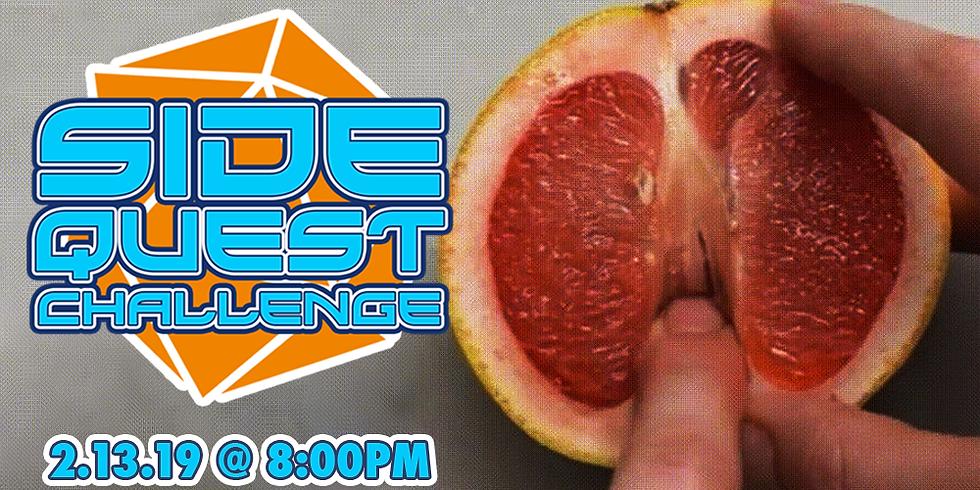 Side Quest Challenge: Sex Trivia