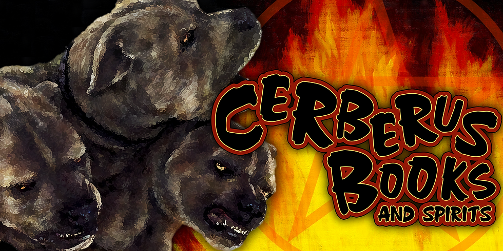 Cerberus Books: A Chilling Tales of Sabrina Pop-up