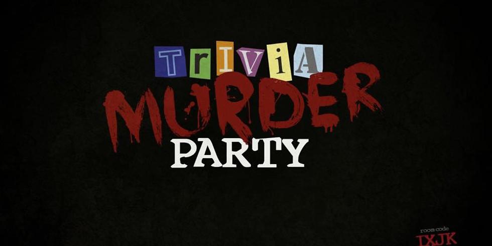 Pumpkin Carving + Trivia Murder Party