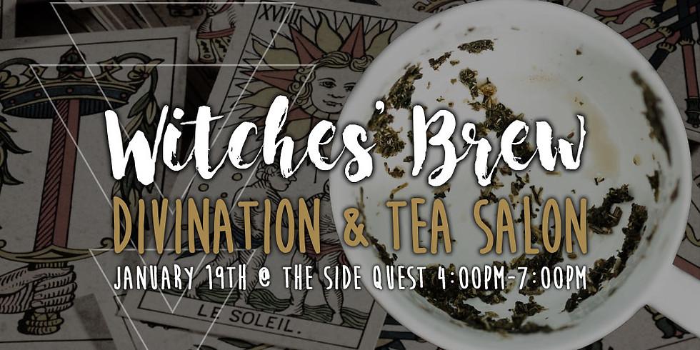 Witches' Brew: Divination & Tea Salon