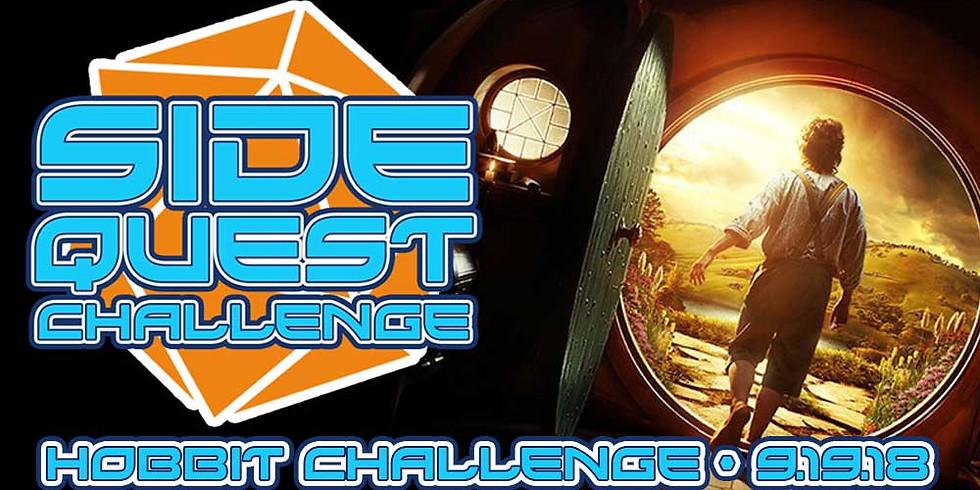 Side Quest Challenge: Hobbit/LOTR