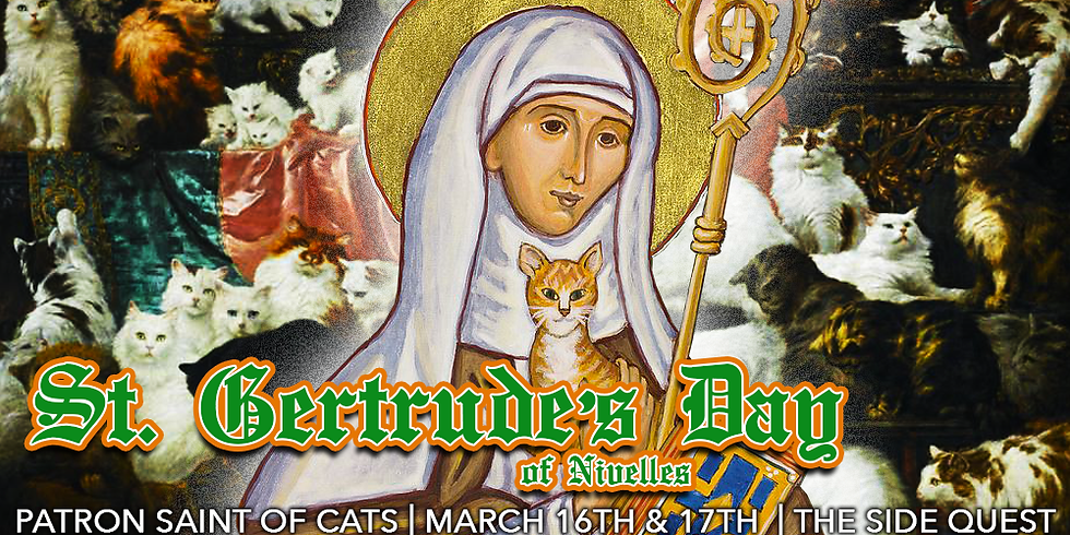 St. Catrick's Day!