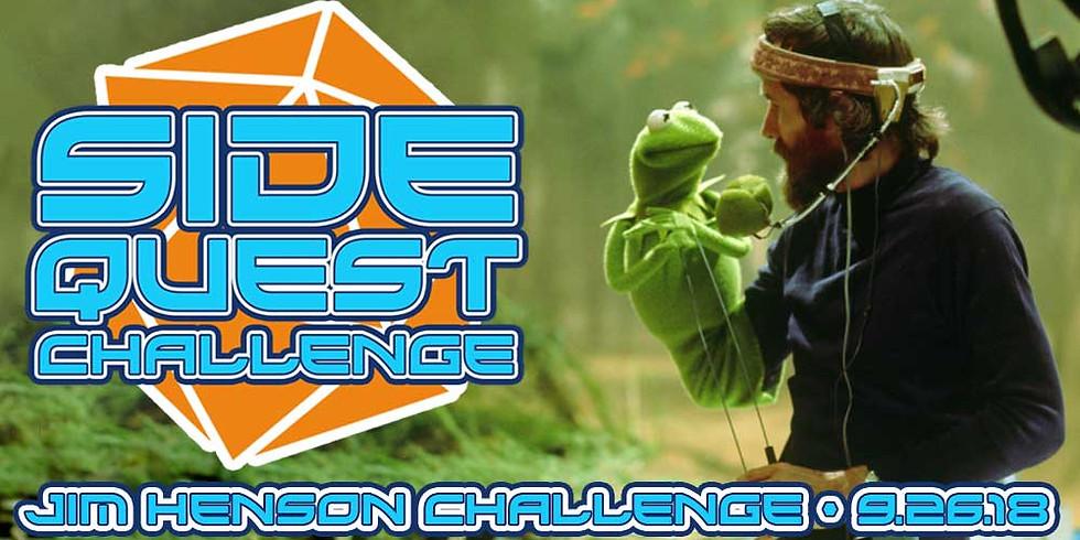 Side Quest Challenge: Jim Henson