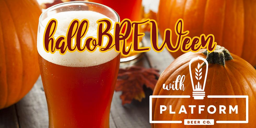 HalloBREWeen with Platform Beer Co.
