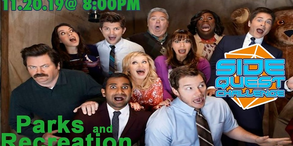 SQ Challenge Trivia: Parks and Recreation