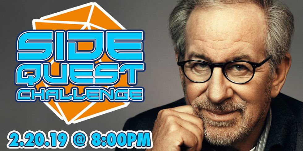 Side Quest Challenge: Steven Spielberg
