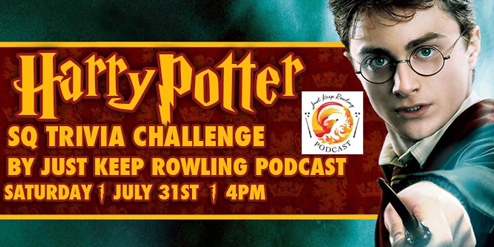SQ Trivia Challenge: Harry Potter